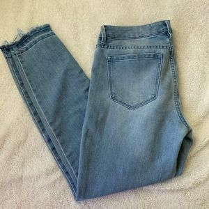 Kenneth Cole Mid Rise Jeans